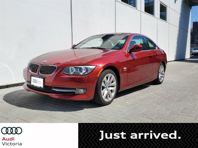 2013 BMW 3 Series 328i xDrive Coupe AWD
