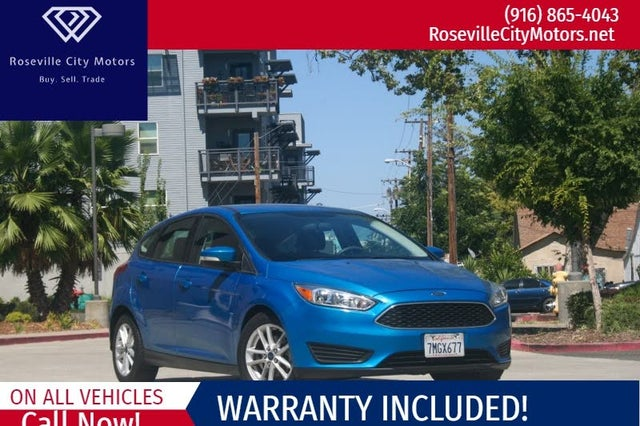 Used Ford Focus For Sale In Yuba City Ca Cargurus