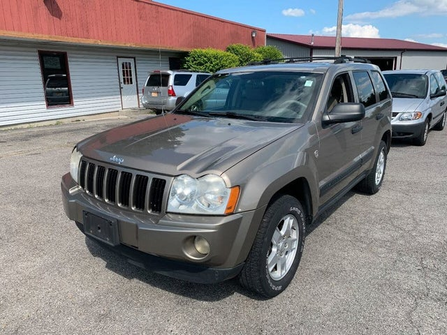 Used Car Dealerships Evansville >> Used 2005 Jeep Grand Cherokee Laredo for Sale in Evansville, IN - CarGurus