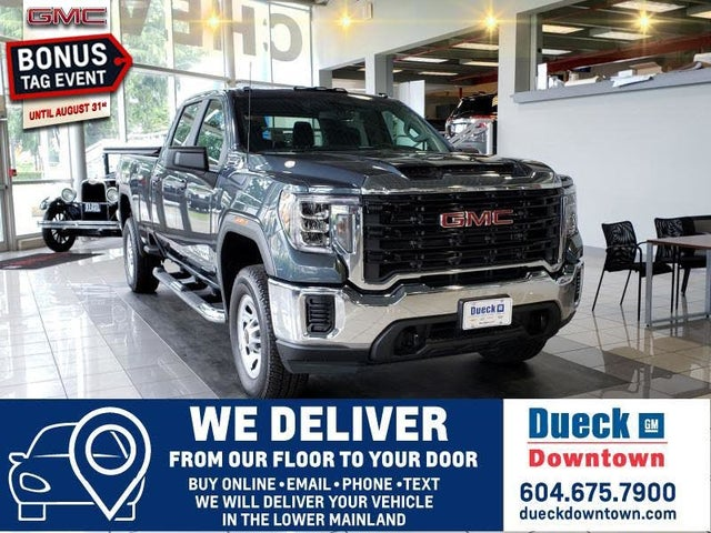 2020 GMC Sierra 3500HD Base Crew Cab 4WD