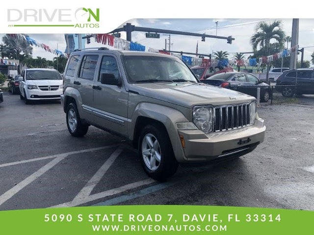 2011 Jeep Liberty Limited 4WD