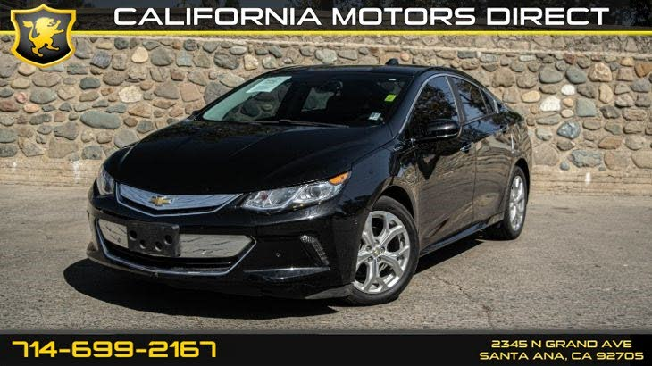 50 Best Used Chevrolet Volt Premier For Sale Savings From 3 659