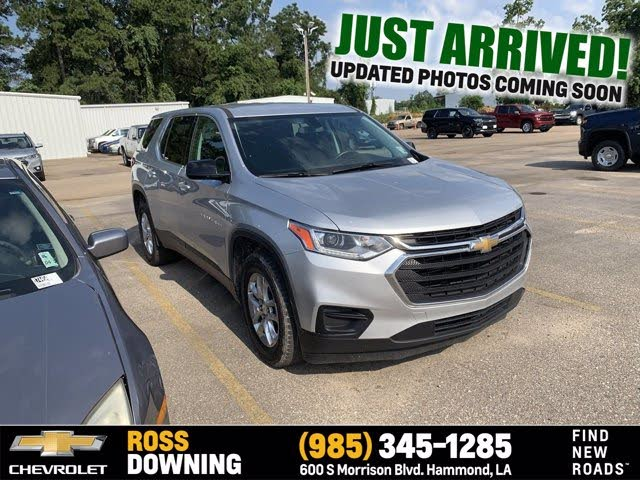 2018 Chevrolet Traverse LS FWD