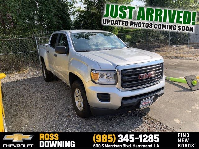 Used Gmc Canyon For Sale In Hattiesburg Ms Cargurus