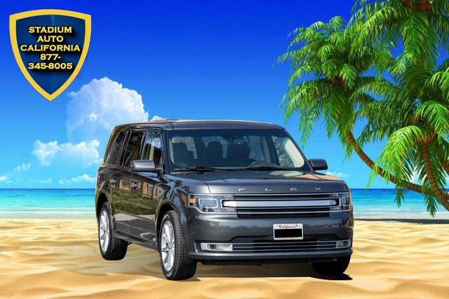 2019 Ford Flex Limited FWD
