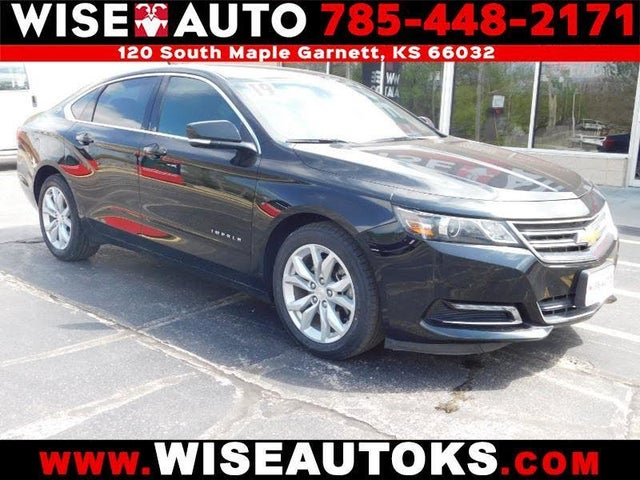 Used Chevrolet Impala For Sale In Joplin Mo Cargurus