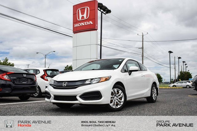 2015 Honda Civic Coupe LX
