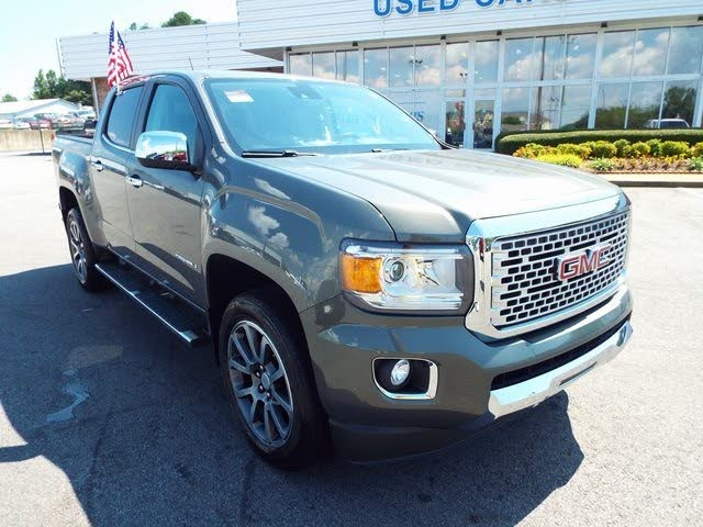 Used Gmc Canyon For Sale In Chattanooga Tn Cargurus