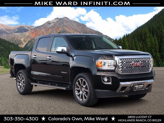 Used Gmc Canyon For Sale In Pueblo Co Cargurus