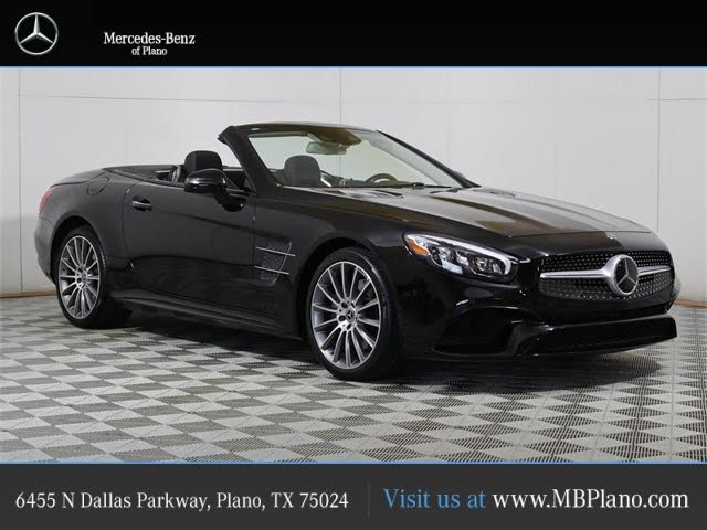 2018 Mercedes-Benz SL-Class for Sale in Bedford, TX - CarGurus