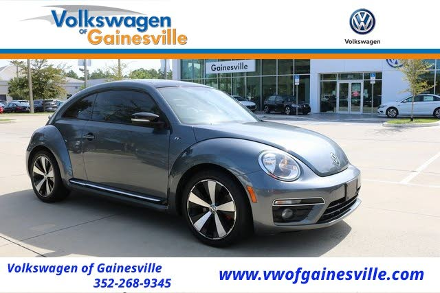 2014 Volkswagen Beetle R-Line Convertible with Sound
