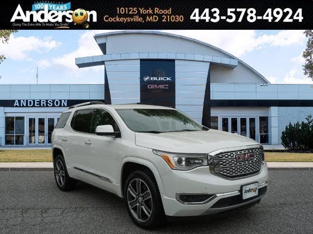 Used Gmc Acadia For Sale In York Pa Cargurus