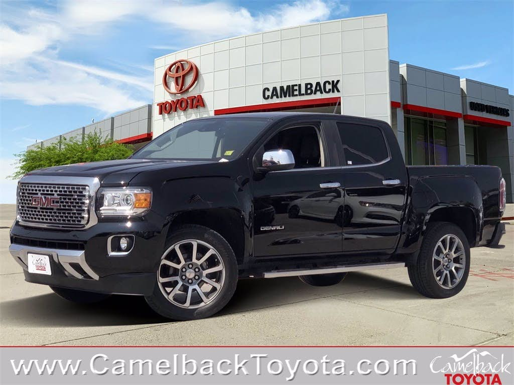 Top 50 Used Gmc Canyon For Sale Near Me