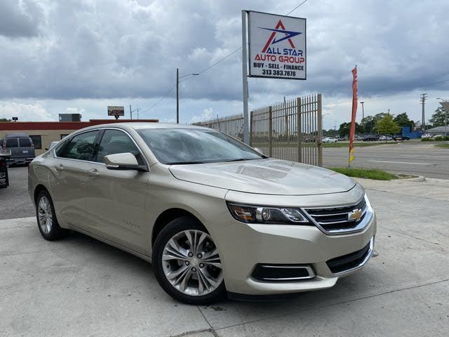 Used Chevy Impala For Sale In Dubuque Runde Auto Group