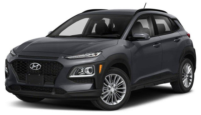 2020 Hyundai Kona Preferred FWD