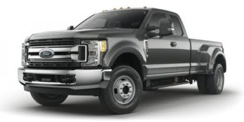 2019 Ford F-350 Super Duty Lariat SuperCab LB DRW 4WD