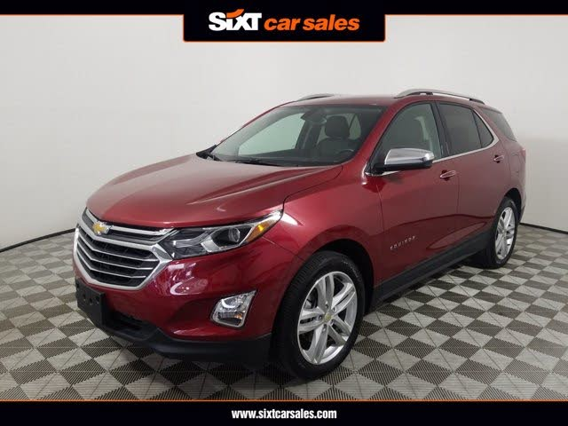 Used 2019 Chevrolet Equinox 2 0t Premier Awd For Sale With Photos Cargurus