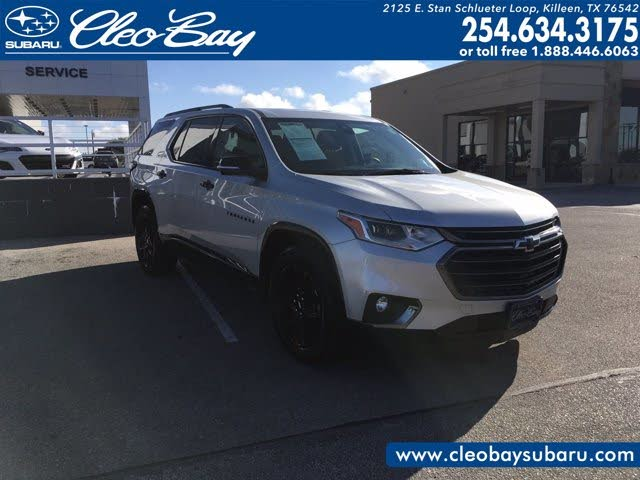 2019 Chevrolet Traverse Premier AWD