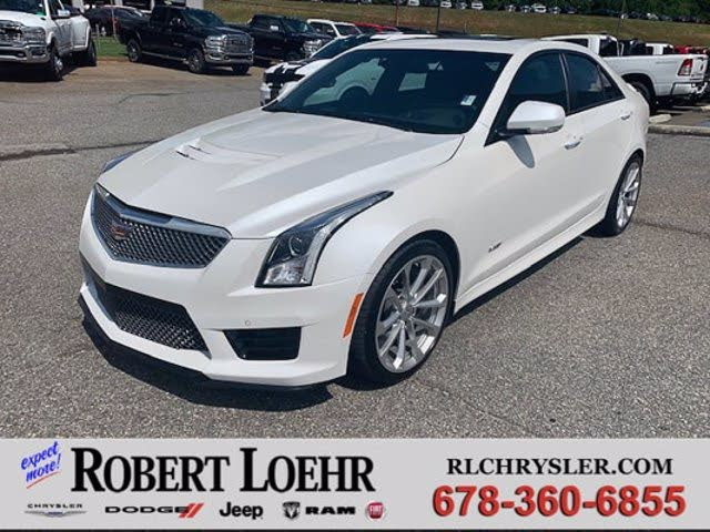 Used Cadillac Ats V For Sale With Photos Cargurus
