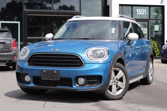 2018 MINI Countryman Cooper ALL4 AWD
