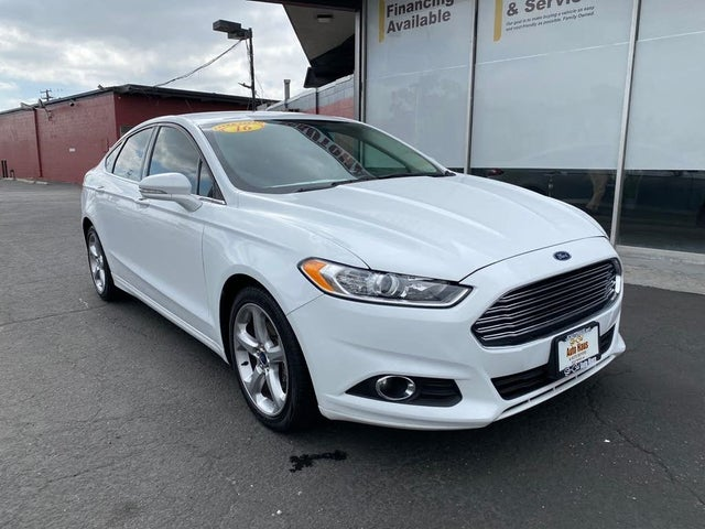 Used Ford Fusion For Sale In Los Angeles Ca Cargurus