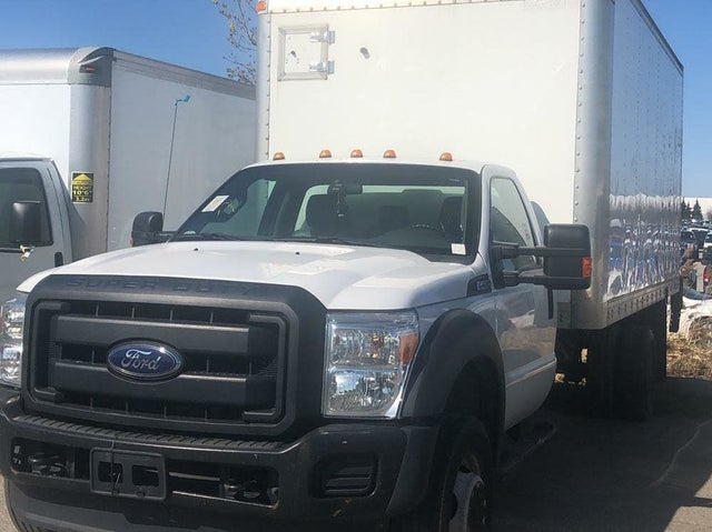 2013 Ford F-550 Super Duty Chassis