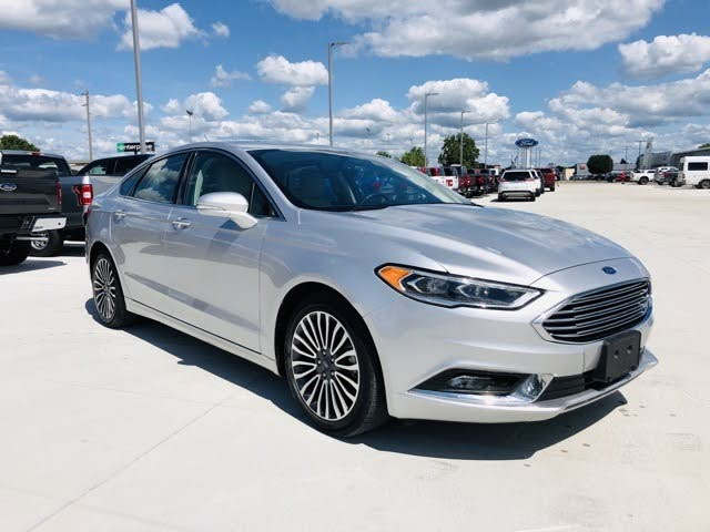 Used Ford Fusion For Sale In Bloomington Il Cargurus