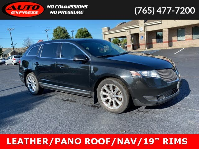 2015 Lincoln MKT EcoBoost AWD