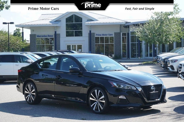 Used 2019 Nissan Altima 2 5 Sr Awd For Sale With Photos Cargurus