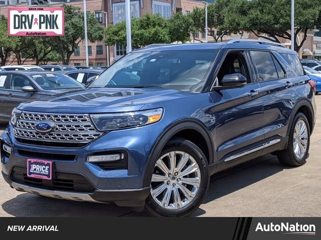 2020 Ford Explorer Limited RWD