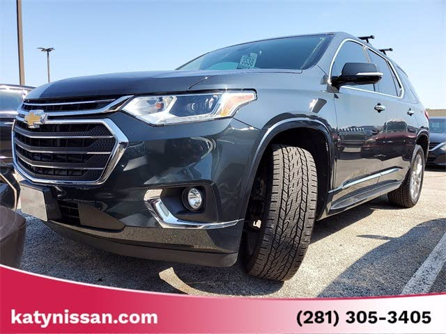 Used 2019 Chevrolet Traverse Premier Fwd For Sale With Photos