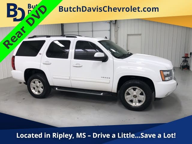 Used Chevrolet Tahoe For Sale In Tupelo Ms Cargurus