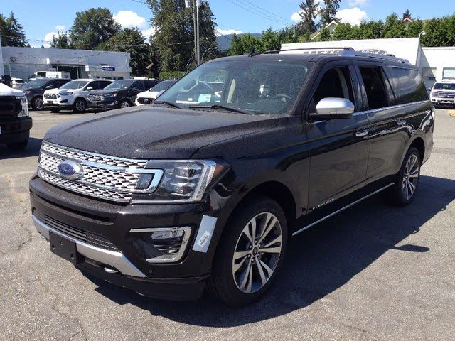 2020 Ford Expedition Platinum MAX 4WD