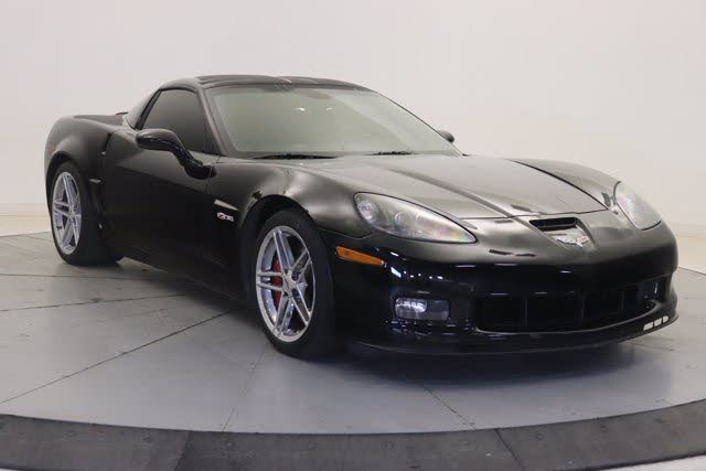2008 Chevrolet Corvette Z06 Coupe RWD