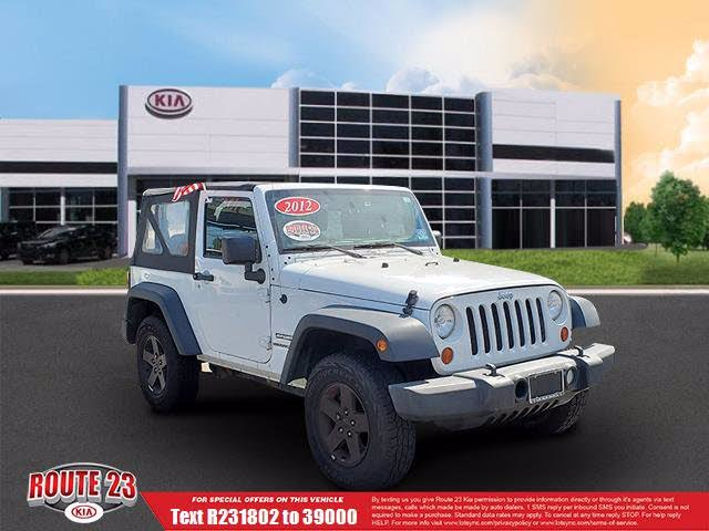 Used 2012 Jeep Wrangler For Sale With Photos Cargurus