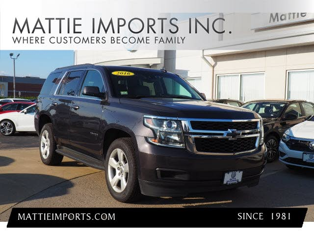 Used Chevrolet Tahoe For Sale In Quincy Ma Cargurus
