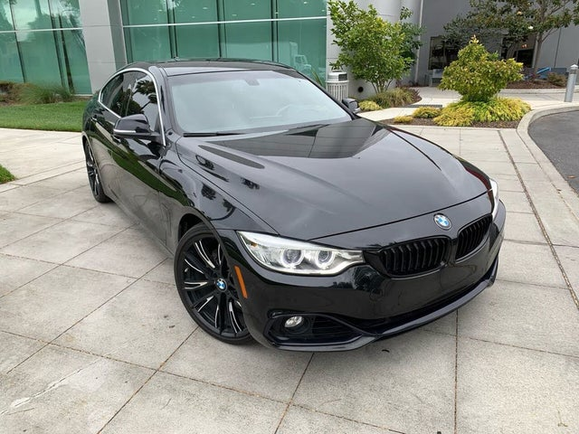2016 BMW 4 Series 428i Gran Coupe RWD