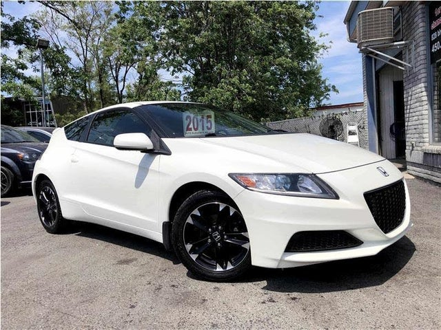 2015 Honda CR-Z Base Coupe with Premium Package