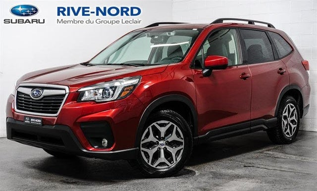 2020 Subaru Forester 2.5i Convenience AWD