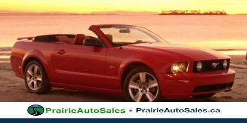 2006 Ford Mustang GT Convertible RWD