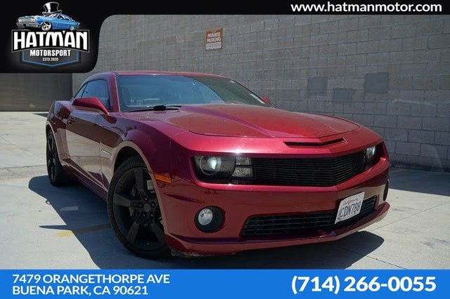 2011 Chevrolet Camaro 2SS Coupe RWD