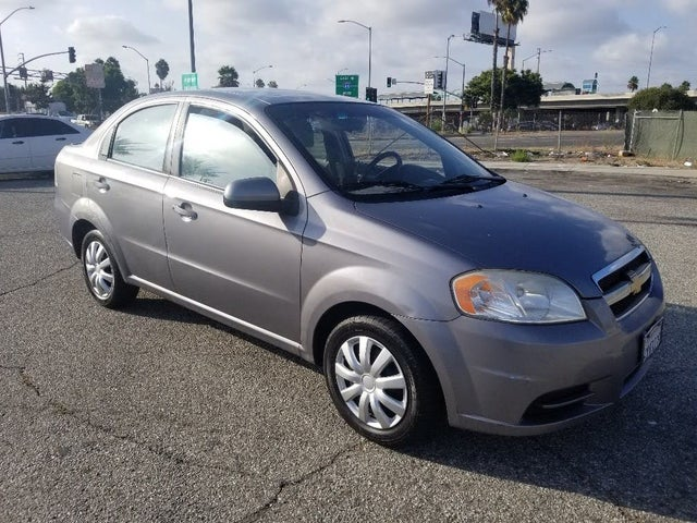 Used Chevrolet Aveo For Sale In Los Angeles Ca Cargurus