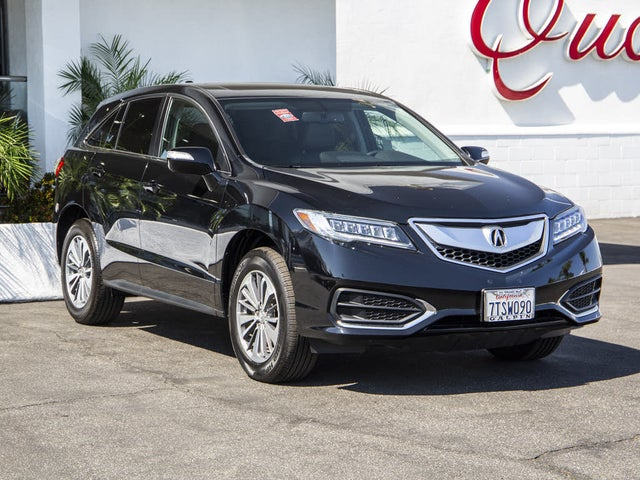 2016 Acura RDX FWD with Technology and AcuraWatch Plus Package