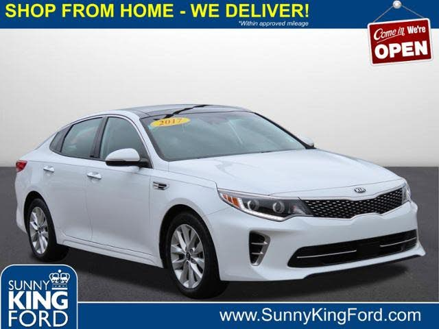 2017 Kia Optima EX
