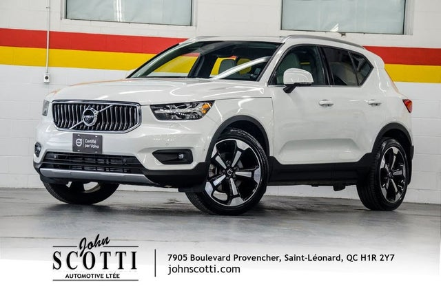 2020 Volvo XC40 T5 Inscription AWD
