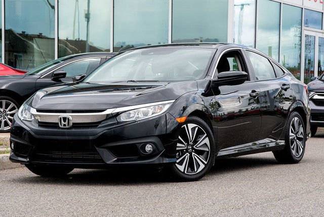 2016 Honda Civic EX-T with Honda Sensing