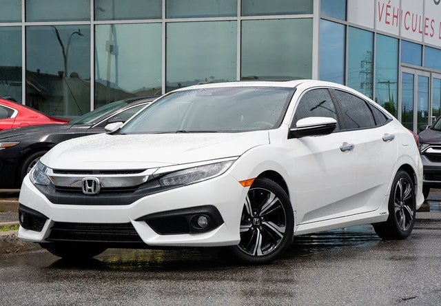 2018 Honda Civic Touring