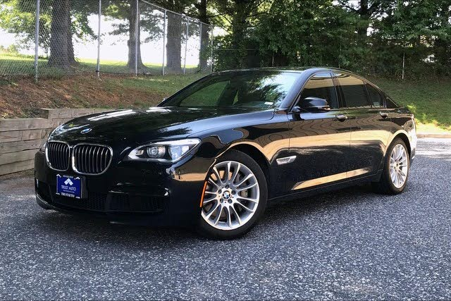 2013 BMW 7 Series 750i xDrive AWD