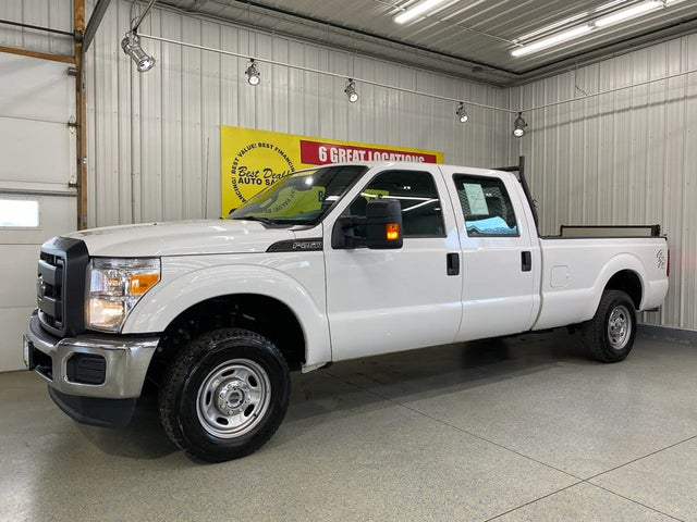 2016 Ford F-250 Super Duty XL Crew Cab LB 4WD