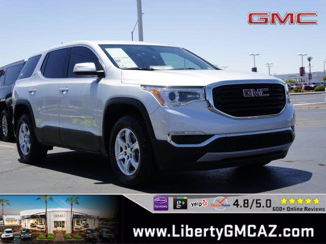 2018 Gmc Acadia For Sale In Phoenix Az Cargurus